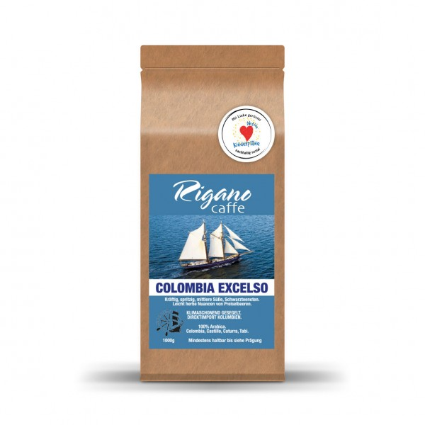 Segelwerk Colombia Excelso (1kg)