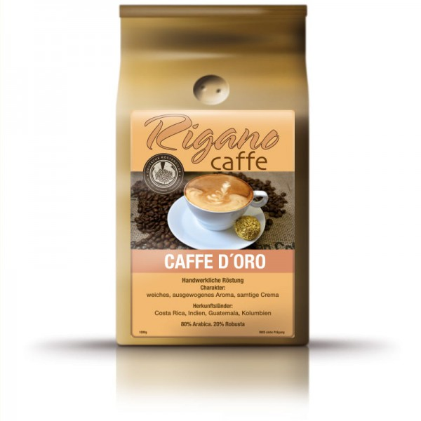 Caffe D´Oro (250 g)