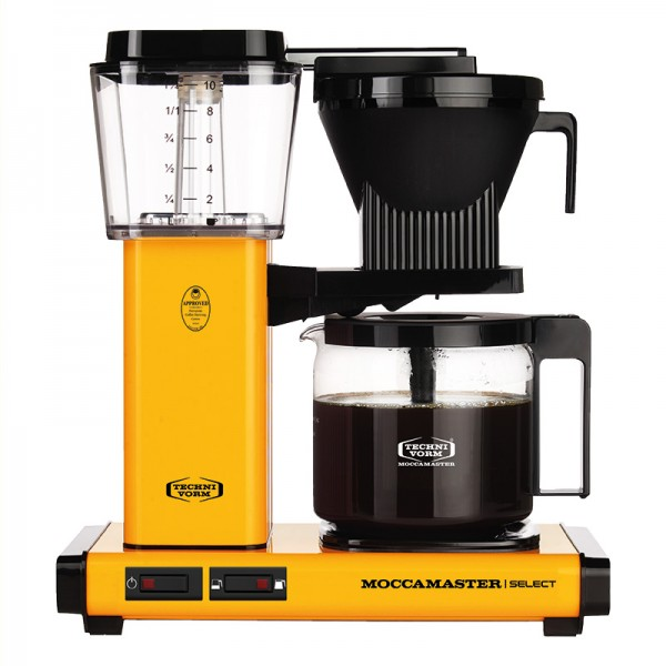 MOCCAMASTER KGB Select (YELLOW PEPPER)