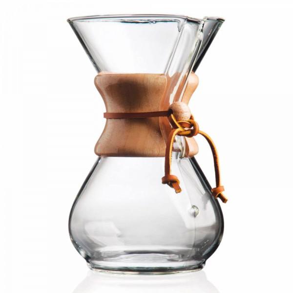 Chemex Kaffeekaraffe (4-6 Tassen)