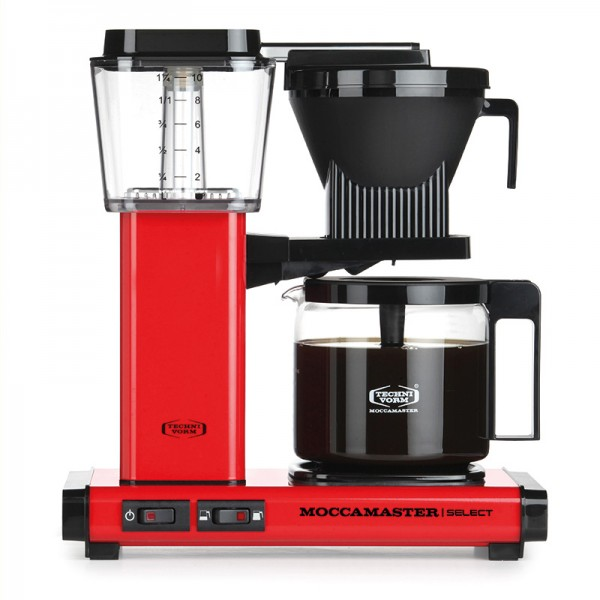 MOCCAMASTER KGB Select (RED)