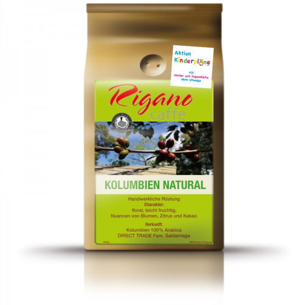 Kolumbien Natural (1 kg)
