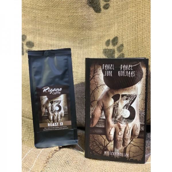 Starker Thriller trifft starken Kaffee