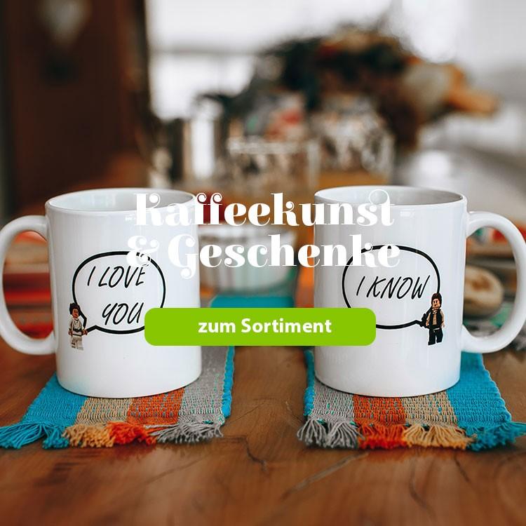Kaffekunst & Geschenke