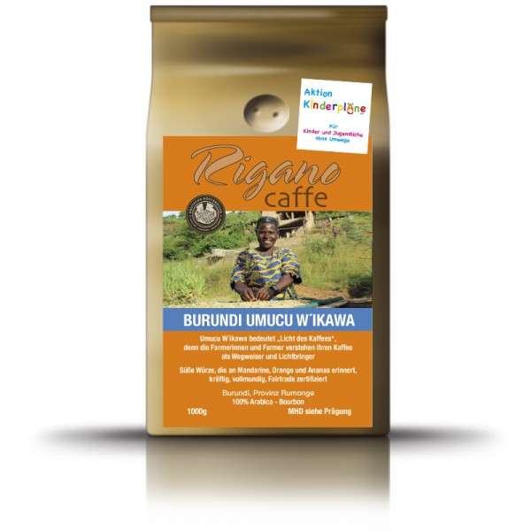 Burundi Umucu W´Ikawa (250 g)